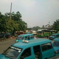 Photo taken at Terminal Kampung Rambutan by bagus r. on 2/21/2012