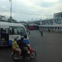 Photo taken at Ben Xe Mien Tay by Kim J. on 8/21/2012