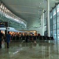 Photo taken at Aeroport de València (VLC) by Mirjam B. on 8/24/2012
