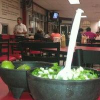 Photo taken at Tacos El Güero by Fabrizio H. on 5/4/2012