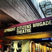 Photo taken at Upright Citizens Brigade Theatre by Daniel G. on 5/8/2012