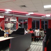 Photo taken at Steak 'n Shake by Steve Y. on 3/3/2012