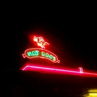 Photo taken at Taylor Brothers Hot Dog Stand by Kristin N. on 4/4/2012
