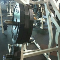 Photo taken at 24 Hour Fitness by Tim H. on 5/1/2012