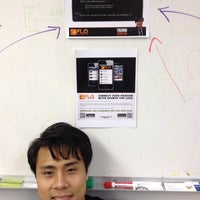 Photo taken at Flocasts World HQ by Thao T. on 3/9/2012
