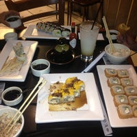 Photo taken at Sushi Roll by Ann a. on 9/6/2012