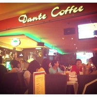 Photo taken at Dante Coffee by Fenny F. on 3/10/2012