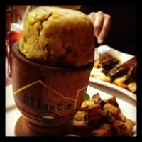Photo taken at Cafe Nunez by Krissy M. on 2/26/2012