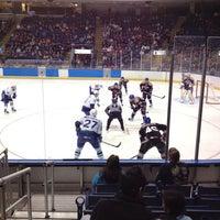 Photo taken at Webster Bank Arena by Frank C. on 3/25/2012