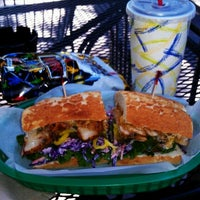 Photo taken at The Sandwich Spot by Mark H. on 9/7/2012