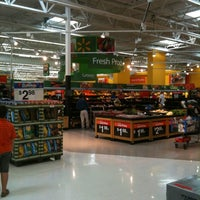 Photo taken at Walmart Supercenter by David S. on 6/16/2012