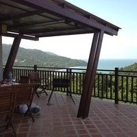 """Photo taken at Baan Kantiang Villa Resort by puk kart ... >_<"""" on 6/15/2012"""