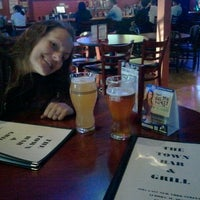 Photo taken at The Town Bar & Grill by Andrew Z. on 6/15/2012