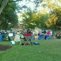 Photo taken at Carmichael Park by Louis G. on 6/25/2012