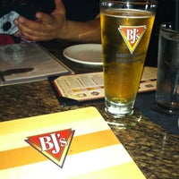 Photo taken at BJ's Restaurant and Brewhouse by Crystal P. on 2/12/2012