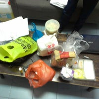 Photo taken at Paramedic Office @ Jurong Fire Station (Stn41) by Sora N. on 7/29/2012
