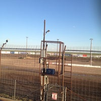 Photo taken at Southern NM Speedway by Chris D. on 5/13/2012