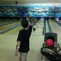 Photo taken at Memory Lanes and the Flashback Cafe by Sarah L. on 6/8/2012