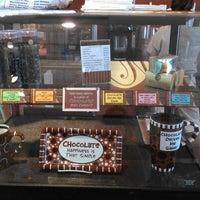 Photo taken at Whetstone Chocolates of St. Augustine by Lynette V. on 8/10/2012