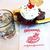 Photo taken at Swensen's by June A. on 2/14/2012