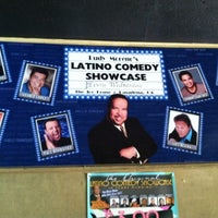 Photo taken at Icehouse Comedy Club Pasadena by King E. on 8/5/2012