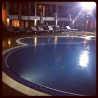 Photo taken at Patong Bay Garden Resort by Ace Thanaboon S. on 6/8/2012