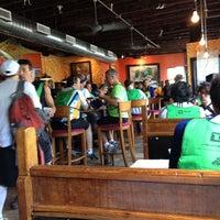 Photo taken at Cargo Cafe by Omar V. on 5/6/2012