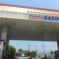 Photo taken at Costco Gasoline by Rick M. on 6/3/2012