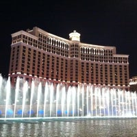 Photo taken at Bellagio Hotel & Casino by Chelsea B. on 6/14/2012