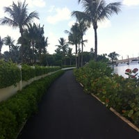Photo taken at Palm Beach Bike Trail by Keith M. on 8/17/2012