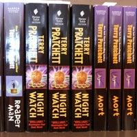 Photo taken at Books A Million by Nan B. on 7/22/2012
