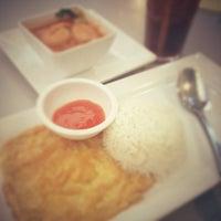 Photo taken at Yum Saap by Ning@ N. on 9/4/2012