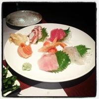 Photo taken at Miyabi Japanese Steak House by Manny on 6/14/2012