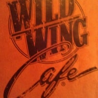 Photo taken at Wild Wing Cafe by Andrew P. on 6/22/2012