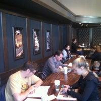 Photo taken at Starbucks by Sinead N. on 3/4/2012