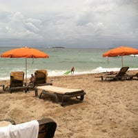 Photo taken at Beach At Suntower by Angie F. on 8/10/2012