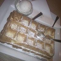 Photo taken at Eiscafé Tiziano by Sisi on 2/24/2012