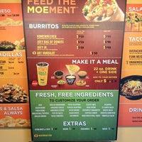 Photo taken at Moe's Southwest Grill by Matthew🗽 on 8/15/2012