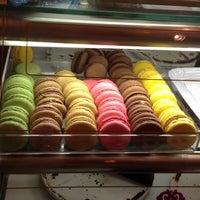Photo taken at Café des Fleurs by Soraya A. on 8/21/2012