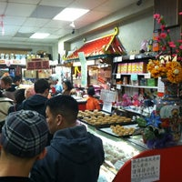 Photo taken at Eastern Bakery by Erica L. on 2/12/2012