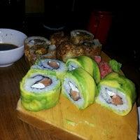 Photo taken at Sushihana by Héctor G. on 8/10/2012