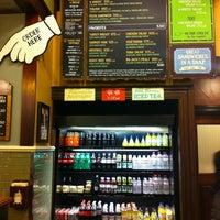 Photo taken at Potbelly Sandwich Shop by Schutz on 3/31/2012