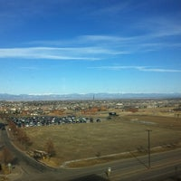 Photo taken at Marriott Concierge Lounge - Park Meadows by Aaron M. on 3/6/2012
