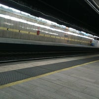Photo taken at RENFE Passeig de Gràcia by Marty S. on 3/14/2012