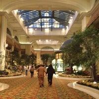 Photo taken at Beau Rivage Resort & Casino by Tasha F. on 4/14/2012