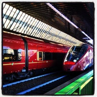 Photo taken at Milano Rogoredo Railway Station (IMR) by Marco Z. on 8/26/2012