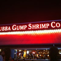 Photo taken at Bubba Gump Shrimp Co. by Kelsey R. on 5/13/2012
