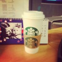 Photo taken at Starbucks by Jeni S. on 7/20/2012