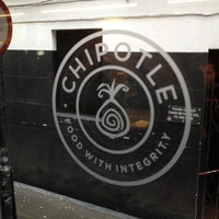 Photo taken at Chipotle Mexican Grill by Sam B. on 4/25/2012
