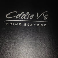 Photo taken at Eddie V's Prime Seafood by Rayni R. on 8/14/2012